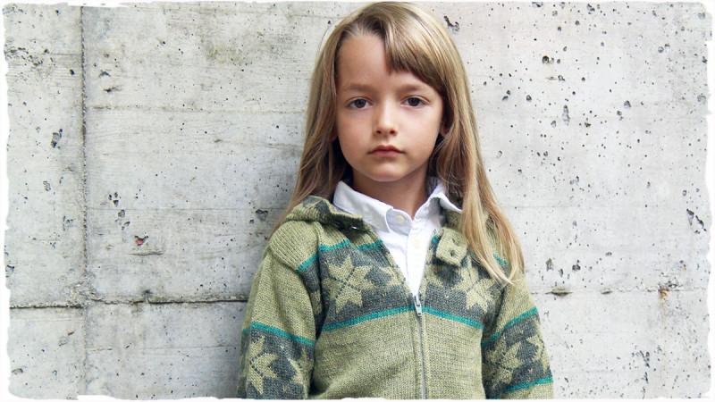Abbigliamento invernale bambini, cardigan lana bambini