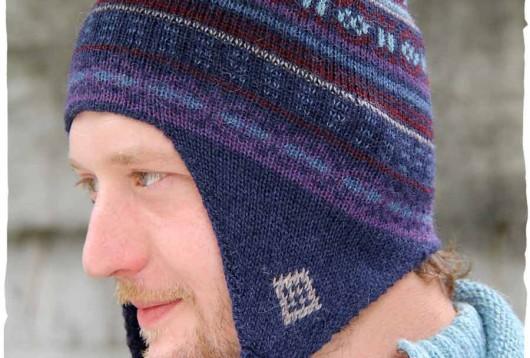 cappelli di lana d'alpaca invernali per uomo