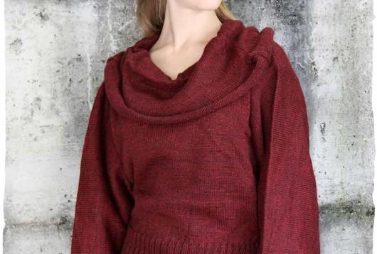 daisy maglione donna di lana