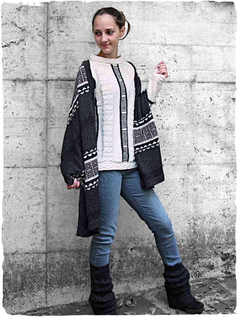 maglione di lana nazca online