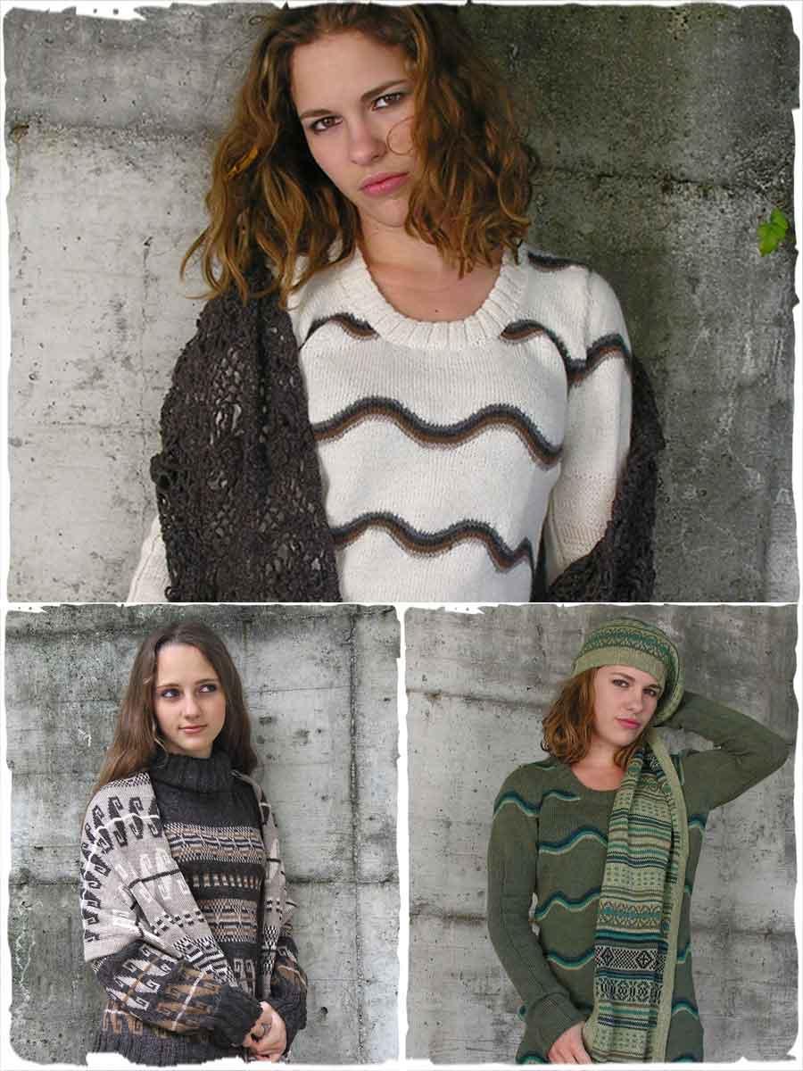 sciarpa di lana per ogni occasione