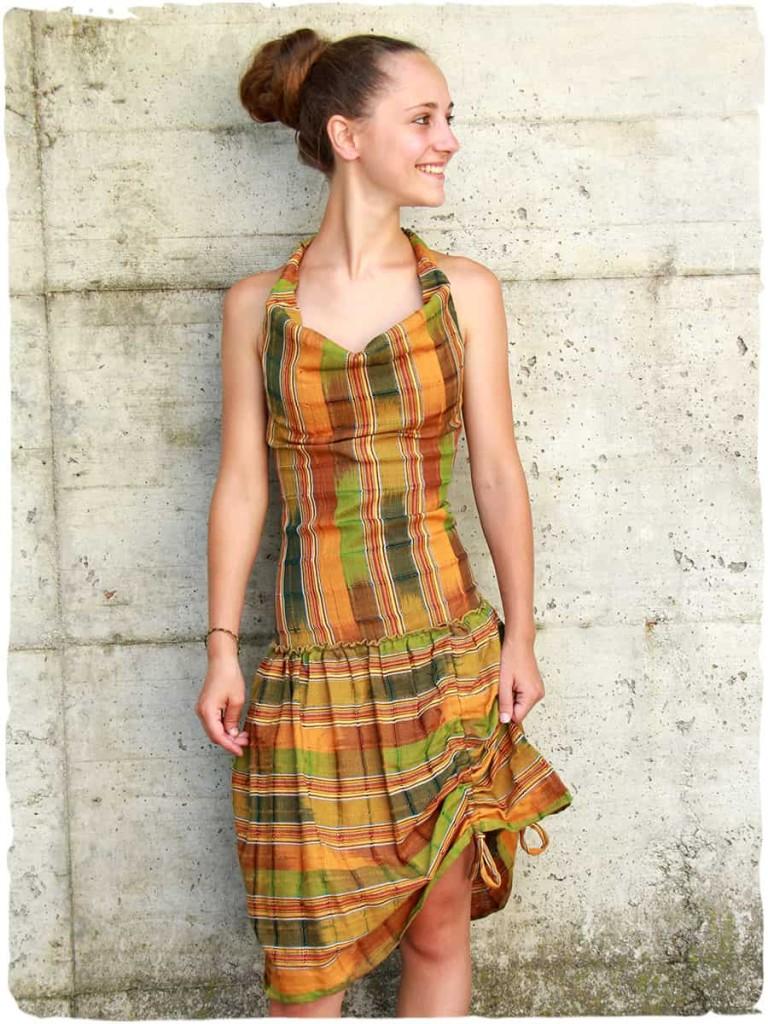 vestito etnico estivo samanta online