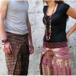 pantaloni estivi cotone