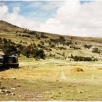 treno Puno-Cuzco