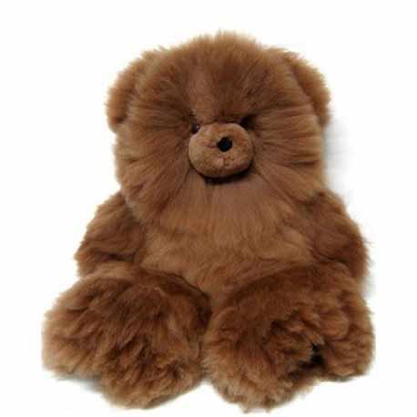artigianato alpaca orsetto