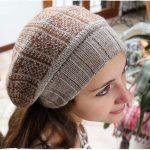 cappelli invernali di lana di alpaca