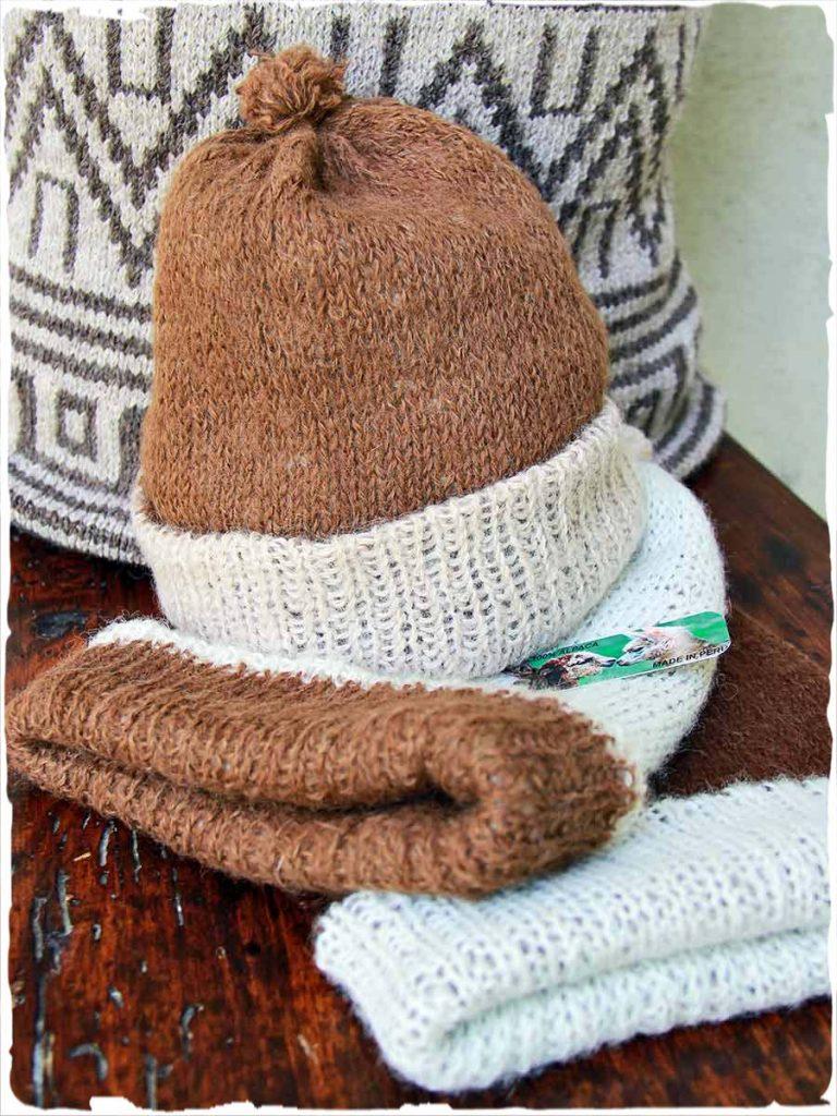 berretti e cappelli invernali per uomo e donna in lana di alpaca rustica