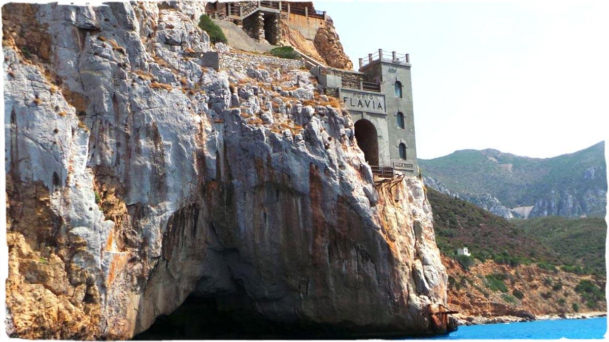 Sardegna - porto Flavia